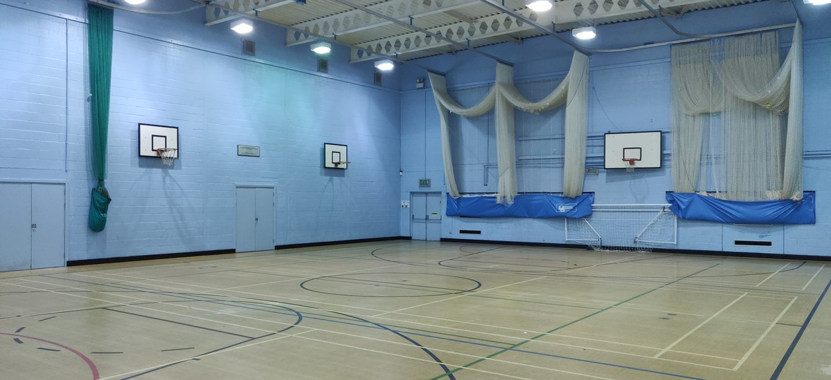Sports Hall - SLS @ Darrick Wood School - Bromley - 2 - SchoolHire