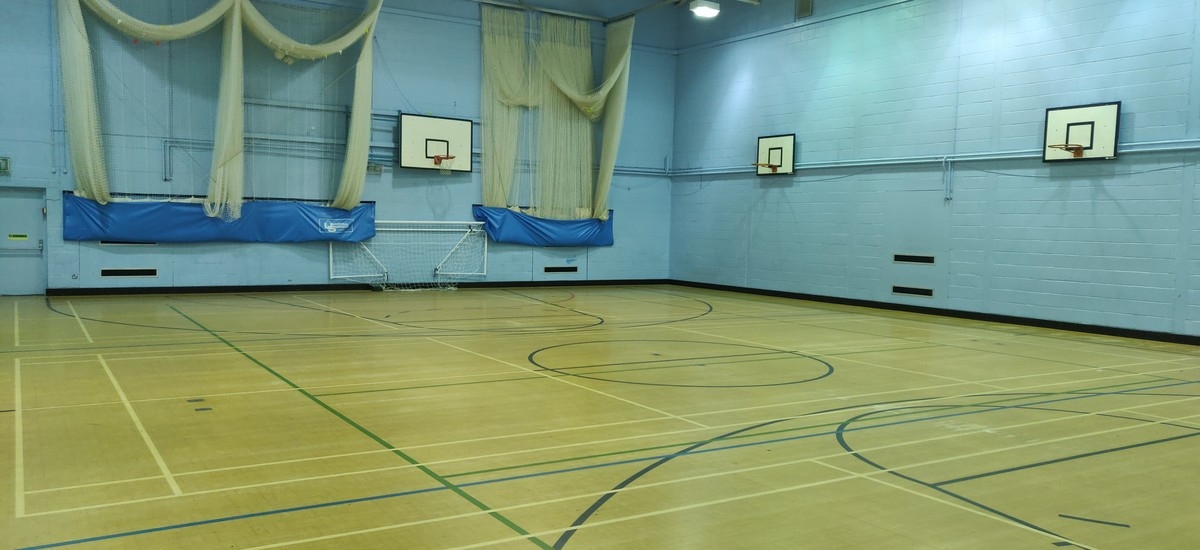 Sports Hall - SLS @ Darrick Wood School - Bromley - 3 - SchoolHire
