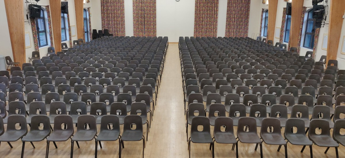 Main Hall  - SLS @ Darrick Wood School - Bromley - 2 - SchoolHire