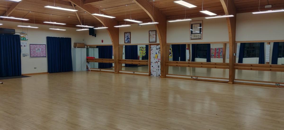 Dance Studio - SLS @ Darrick Wood School - Bromley - 2 - SchoolHire