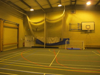 Sports Hall - St Edward's Preparatory  - Gloucestershire - 2 - SchoolHire