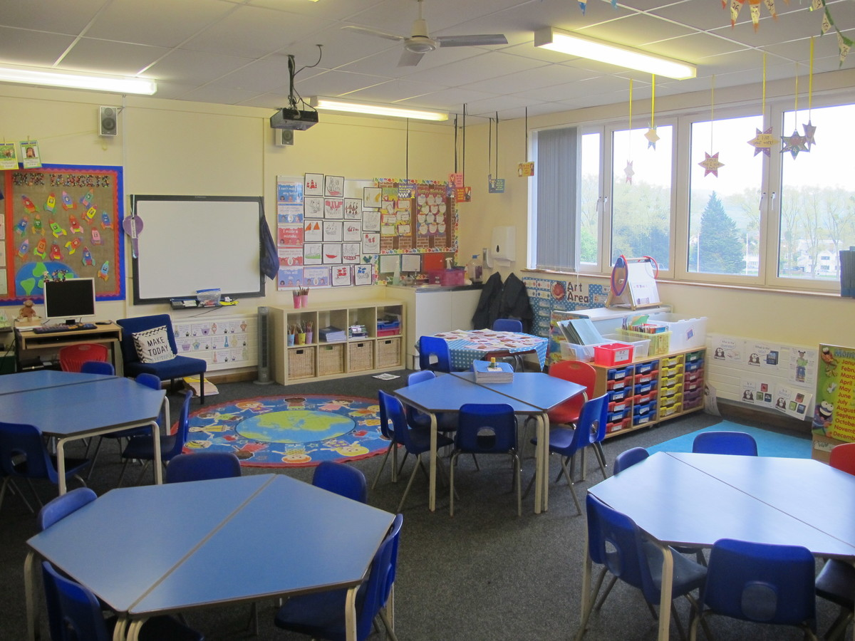 Classrooms - Junior - St Edward's Preparatory  - Gloucestershire - 1 - SchoolHire