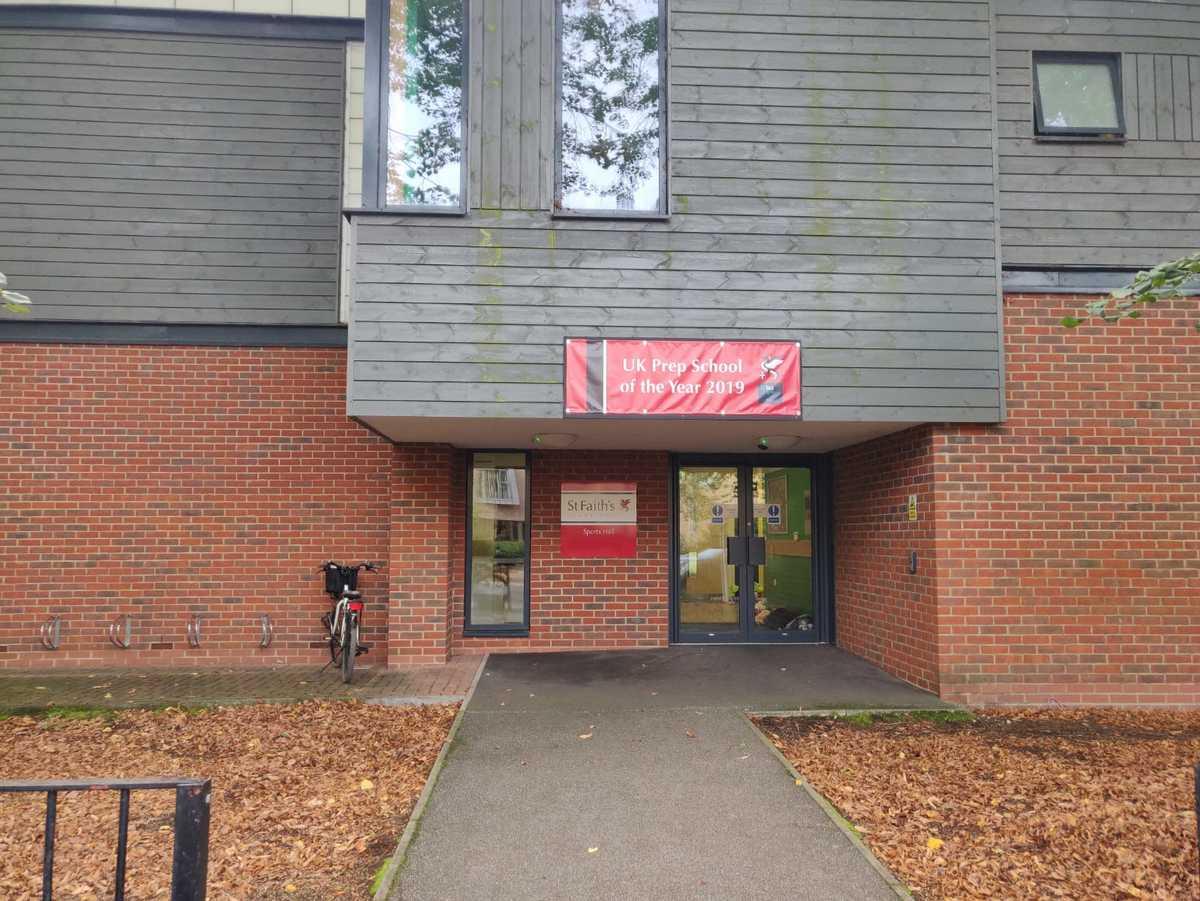 SLS @ St Faiths School - Cambridgeshire - 2 - SchoolHire