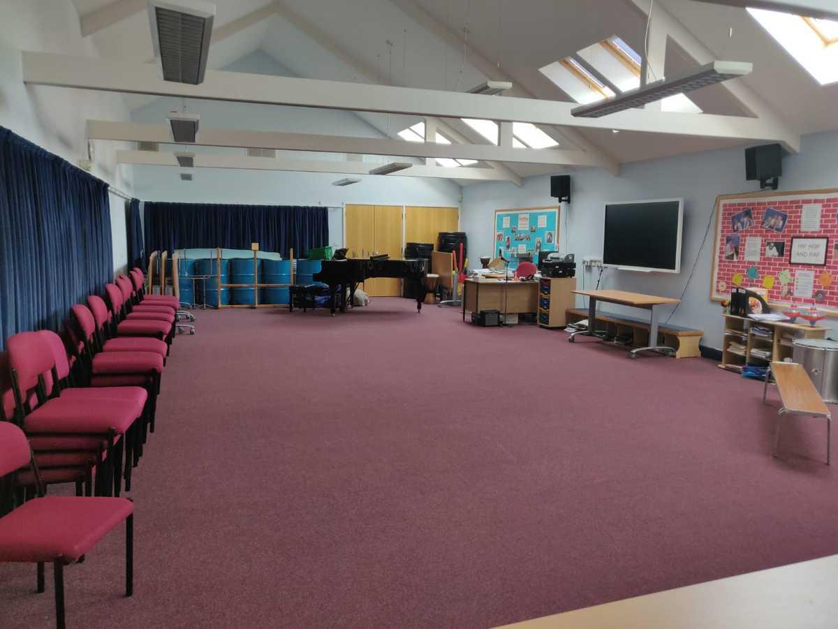 Multi Purpose Room  - SLS @ St Faiths School - Cambridgeshire - 3 - SchoolHire