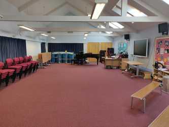 Multi Purpose Room  - SLS @ St Faiths School - Cambridgeshire - 2 - SchoolHire
