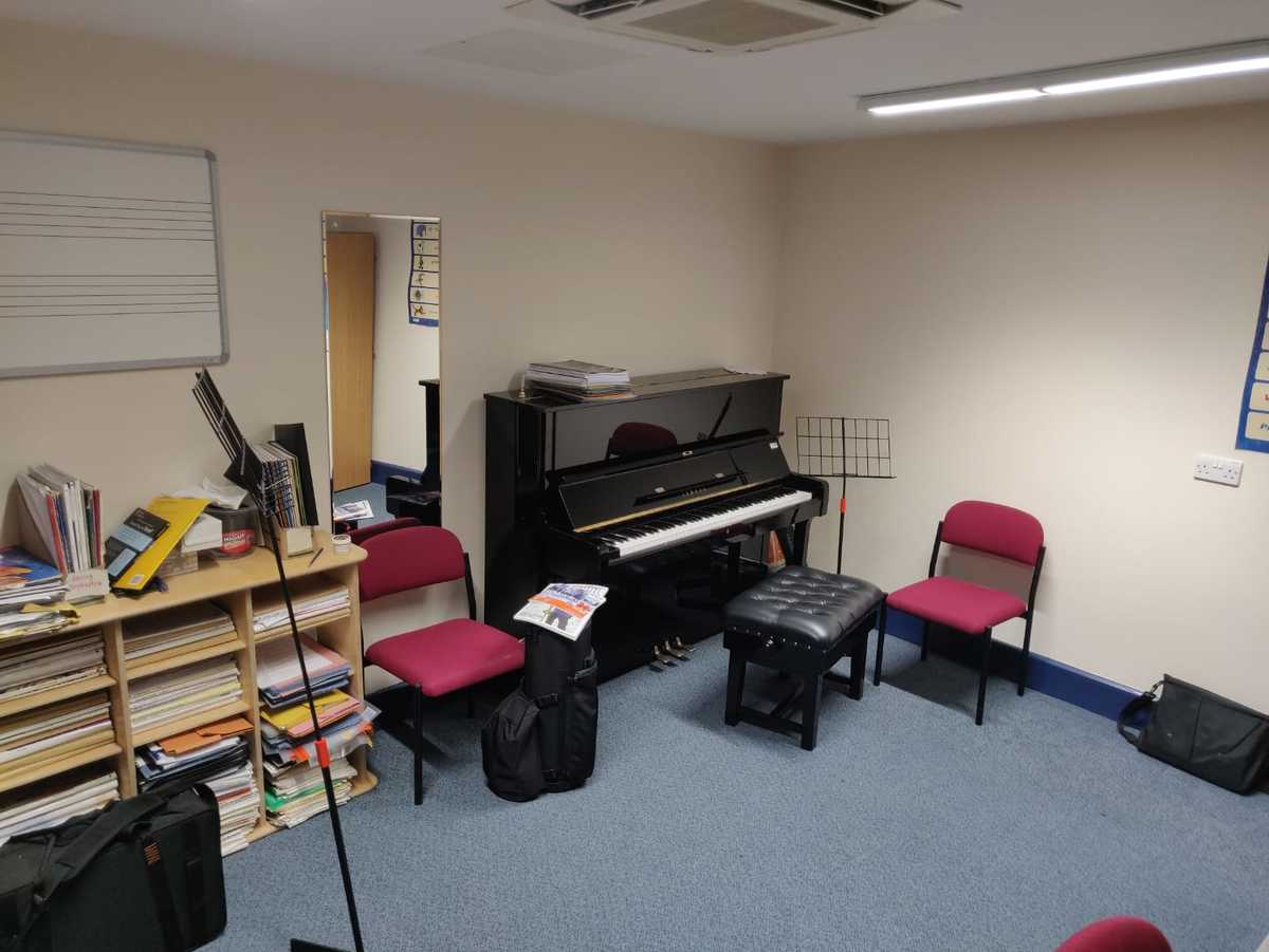 Practice Room - SLS @ St Faiths School - Cambridgeshire - 4 - SchoolHire