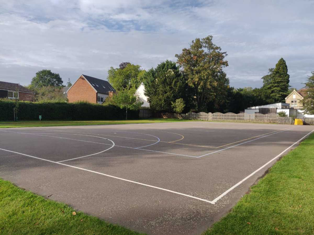 Tarmac Multi-Use Games Area  - SLS @ St Faiths School - Cambridgeshire - 3 - SchoolHire