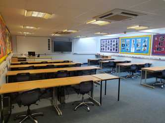 Specialist Classroom - IT Room  - SLS @ St Faiths School - Cambridgeshire - 3 - SchoolHire