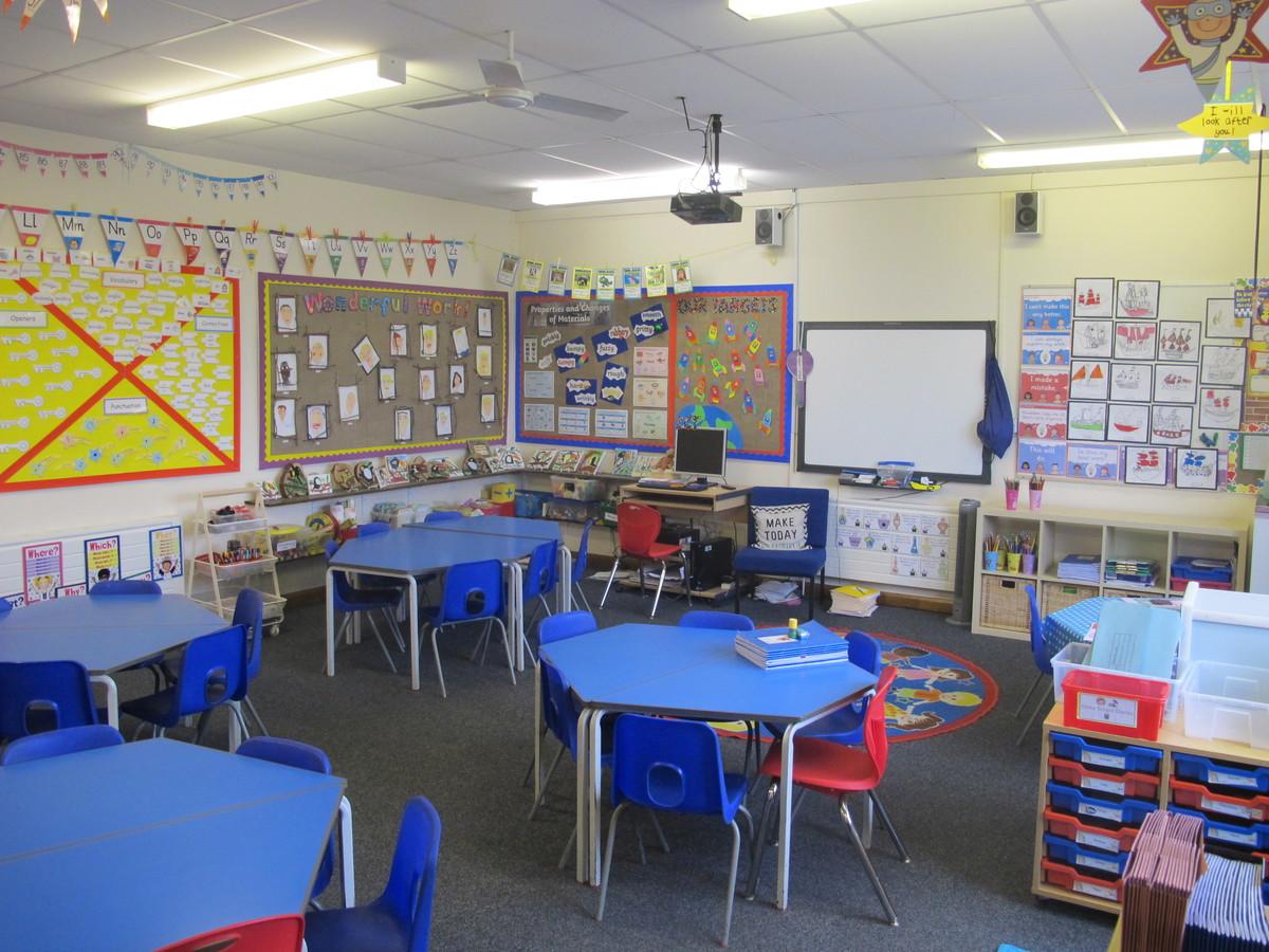 Classrooms - Junior - St Edward's Preparatory  - Gloucestershire - 3 - SchoolHire