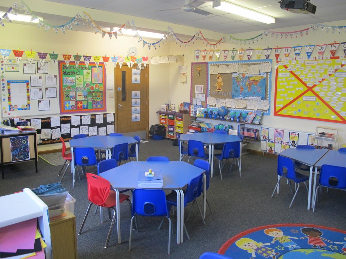 Classrooms - Junior - St Edward's Preparatory  - Gloucestershire - 4 - SchoolHire