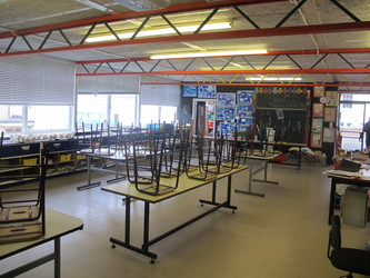Art Room - St Edward's Preparatory  - Gloucestershire - 1 - SchoolHire