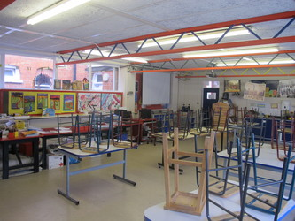 Art Room - St Edward's Preparatory  - Gloucestershire - 3 - SchoolHire