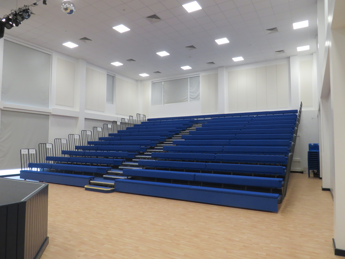Assembly Hall - The Beaulieu Park School - Essex - 1 - SchoolHire