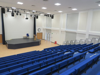 Assembly Hall - The Beaulieu Park School - Essex - 3 - SchoolHire