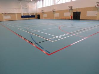 Sports Hall - The Beaulieu Park School - Essex - 2 - SchoolHire