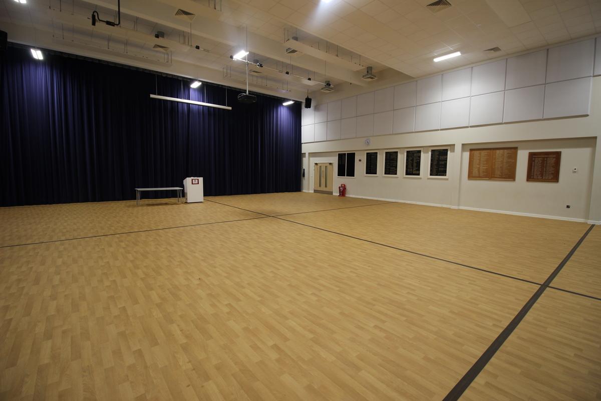 Main Hall  - SLS @ Upton Court Grammar School - Slough - 1 - SchoolHire
