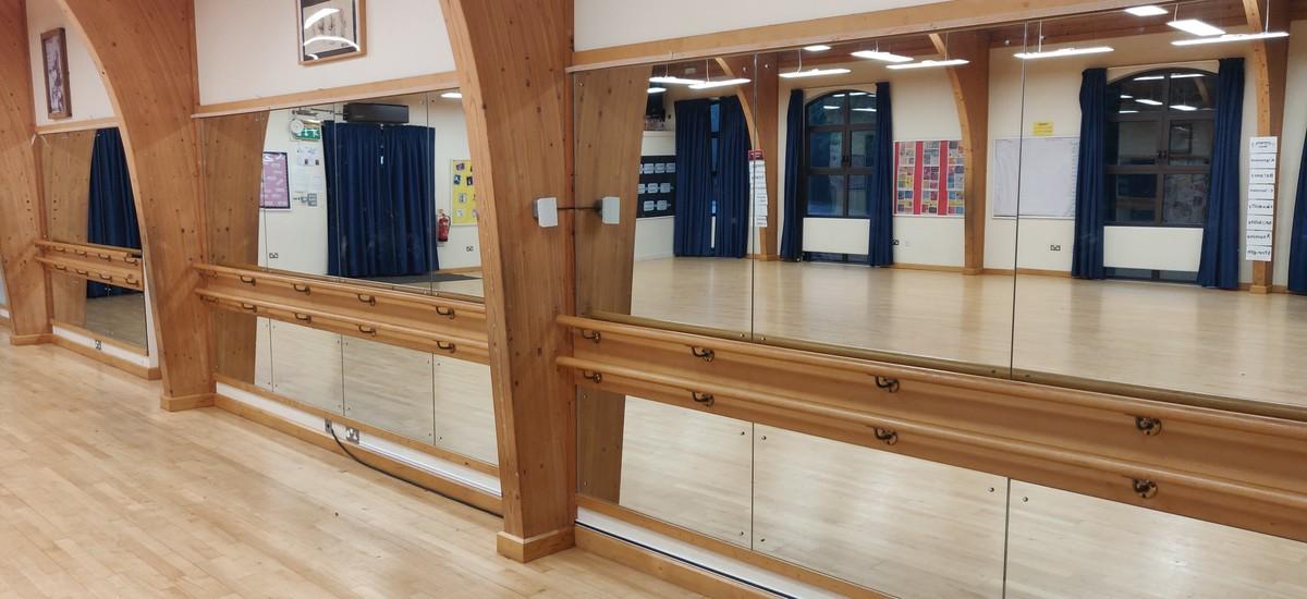Dance Studio - SLS @ Darrick Wood School - Bromley - 1 - SchoolHire