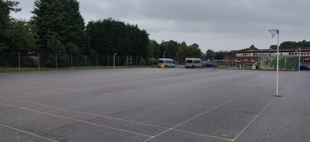 MUGA 1 - SLS @ Darrick Wood School - Bromley - 2 - SchoolHire