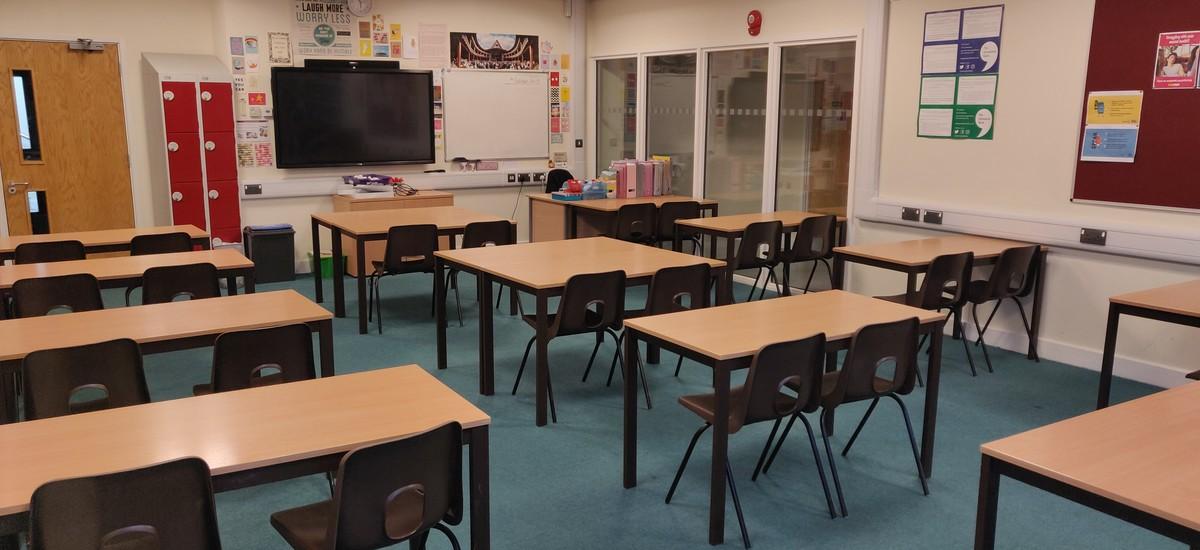 Classroom - SLS @ Darrick Wood School - Bromley - 3 - SchoolHire