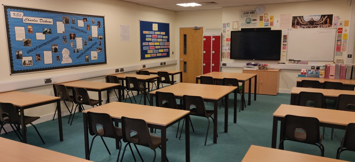 Classroom - SLS @ Darrick Wood School - Bromley - 1 - SchoolHire
