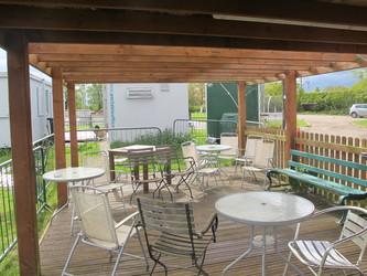 Bar & Outside Space - Pack Meadow - Warwickshire - 3 - SchoolHire