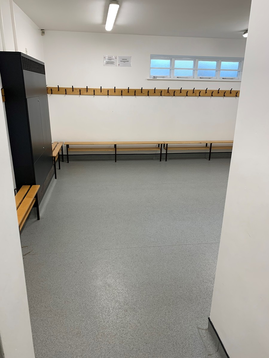 Sports Hall Changing Rooms  - St John Bosco Arts College - Liverpool - 1 - SchoolHire