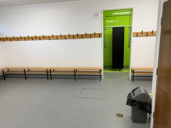 Sports Hall Changing Rooms  - St John Bosco Arts College - Liverpool - 2 - SchoolHire
