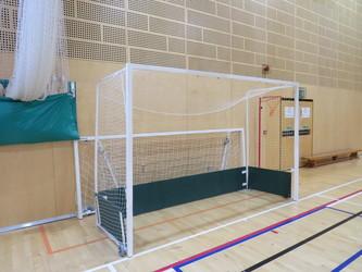 Sports Hall - Drapers' Academy - Havering - 3 - SchoolHire