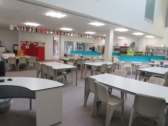 Library - Drapers' Academy - Havering - 3 - SchoolHire