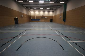 Sports Hall - SLS @ Upton Court Grammar School - Slough - 2 - SchoolHire