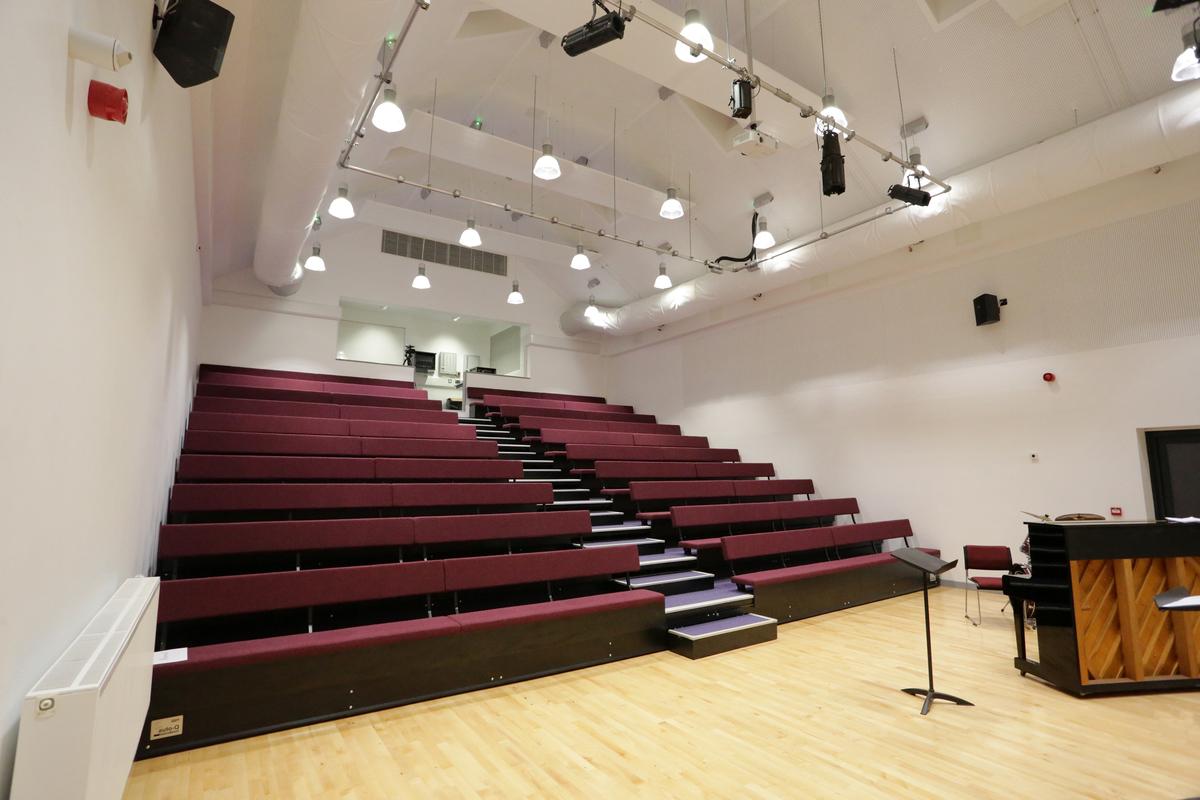 Hamilton Hall - Haberdashers' Adams - Telford and Wrekin - 1 - SchoolHire