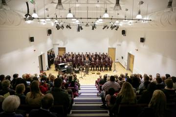 Hamilton Hall - Haberdashers' Adams - Telford and Wrekin - 2 - SchoolHire
