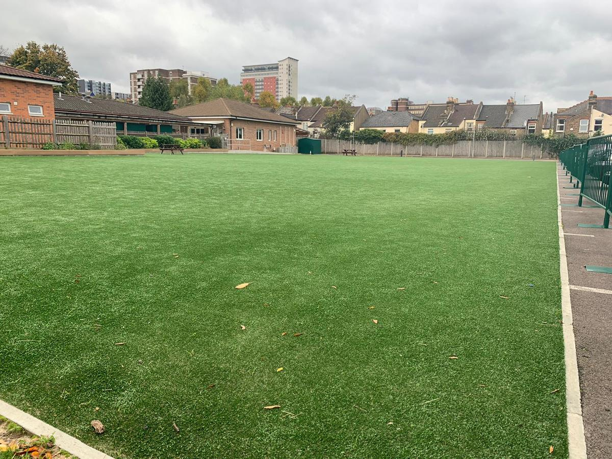 Astroturf - SLS @ Manor Park Primary School - Sutton - 1 - SchoolHire