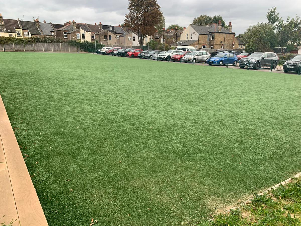 Astroturf - SLS @ Manor Park Primary School - Sutton - 3 - SchoolHire