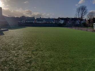 Astroturf - SLS @ Manor Park Primary School - Sutton - 4 - SchoolHire