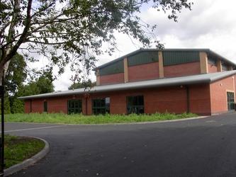 Sports Hall - Haberdashers' Adams - Telford and Wrekin - 1 - SchoolHire