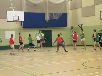 Sports Hall - Haberdashers' Adams - Telford and Wrekin - 2 - SchoolHire
