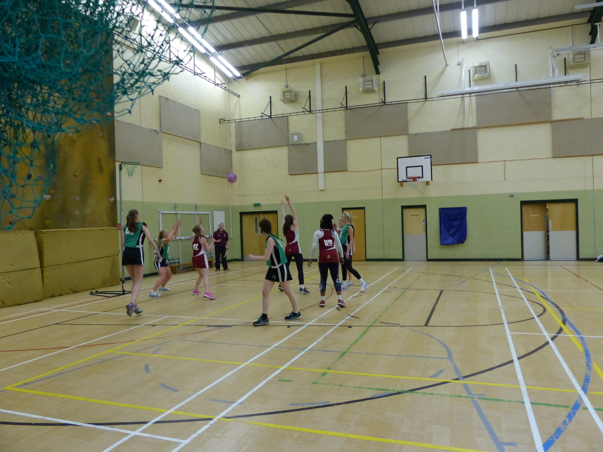 Sports Hall - Haberdashers' Adams - Telford and Wrekin - 3 - SchoolHire