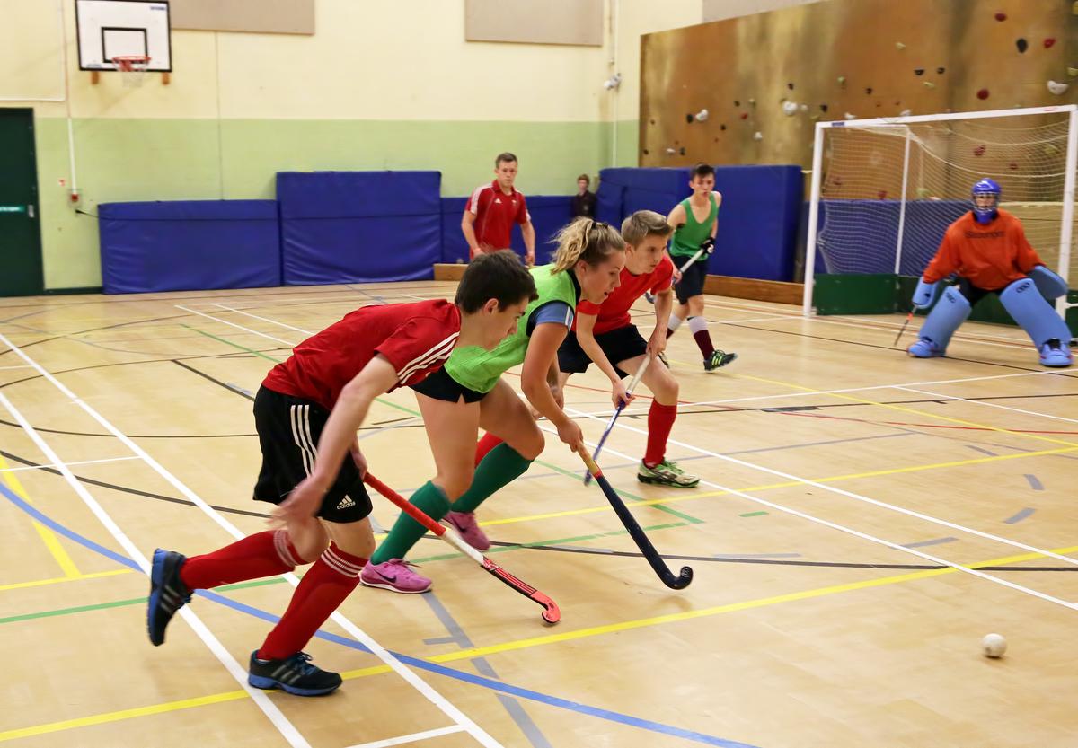 Sports Hall - Haberdashers' Adams - Telford and Wrekin - 4 - SchoolHire