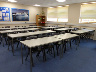 Standard Classroom - Haberdashers' Adams - Telford and Wrekin - 1 - SchoolHire