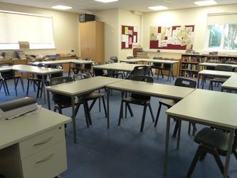 Standard Classroom - Haberdashers' Adams - Telford and Wrekin - 2 - SchoolHire