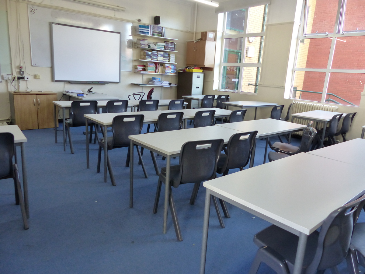 Standard Classroom - Haberdashers' Adams - Telford and Wrekin - 3 - SchoolHire
