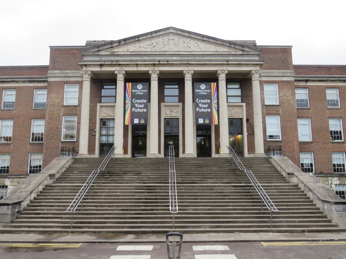 Waltham Forest College venue for hire in London - Waltham Forest ...