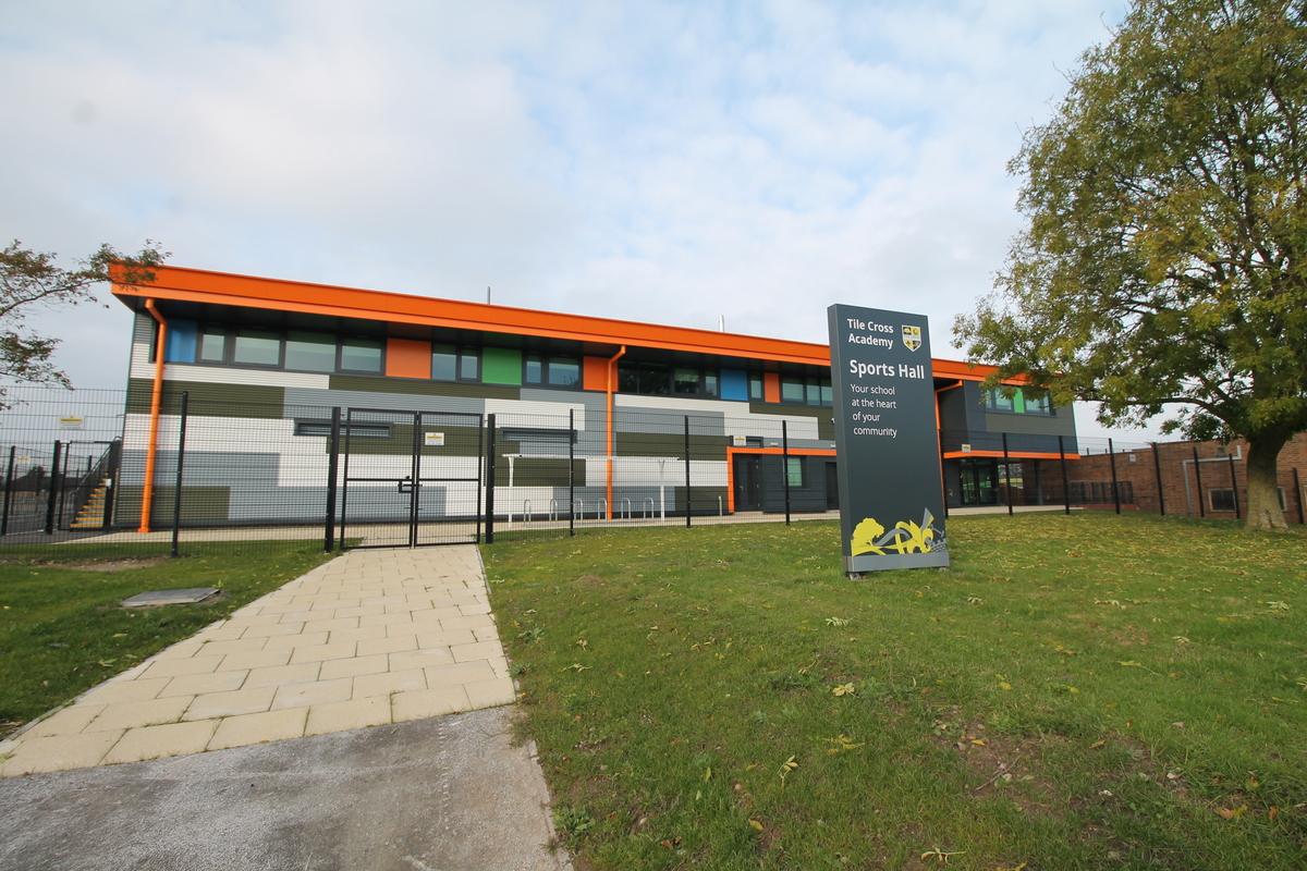 SLS @ Tile Cross Academy - Birmingham - 1 - SchoolHire