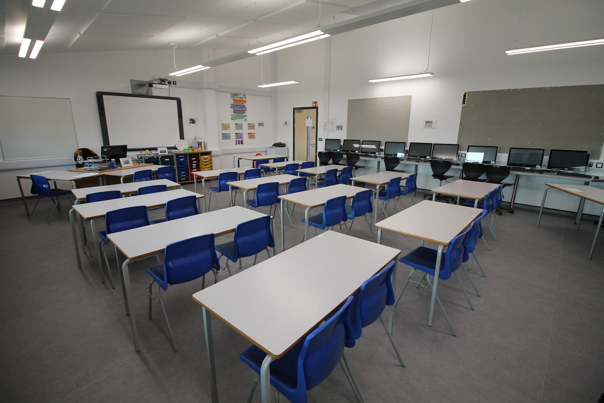 Multi-Purpose Room - SLS @ Tile Cross Academy - Birmingham - 1 - SchoolHire