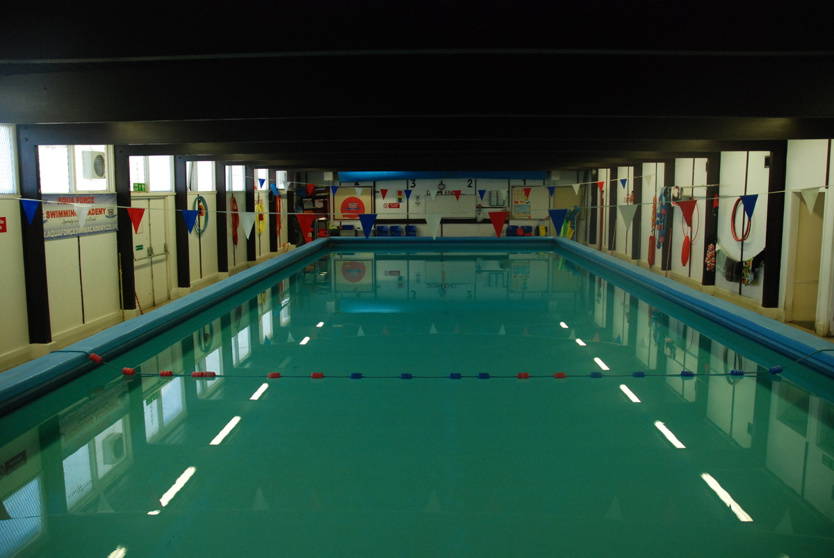 Swimming Pool At Dyke House Sports Amp Technology College