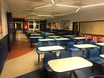 Dining Area - SLS @ Garstang Community Academy - Lancashire - 2 - SchoolHire