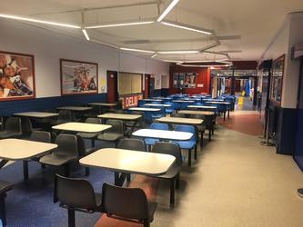 Dining Area - SLS @ Garstang Community Academy - Lancashire - 3 - SchoolHire
