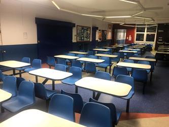 Dining Area - SLS @ Garstang Community Academy - Lancashire - 4 - SchoolHire
