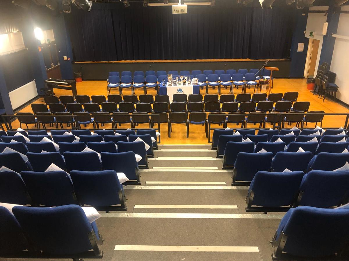 Main Hall - SLS @ Garstang Community Academy - Lancashire - 3 - SchoolHire